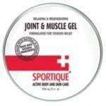 Krém Sportique Joint and Muscle gel